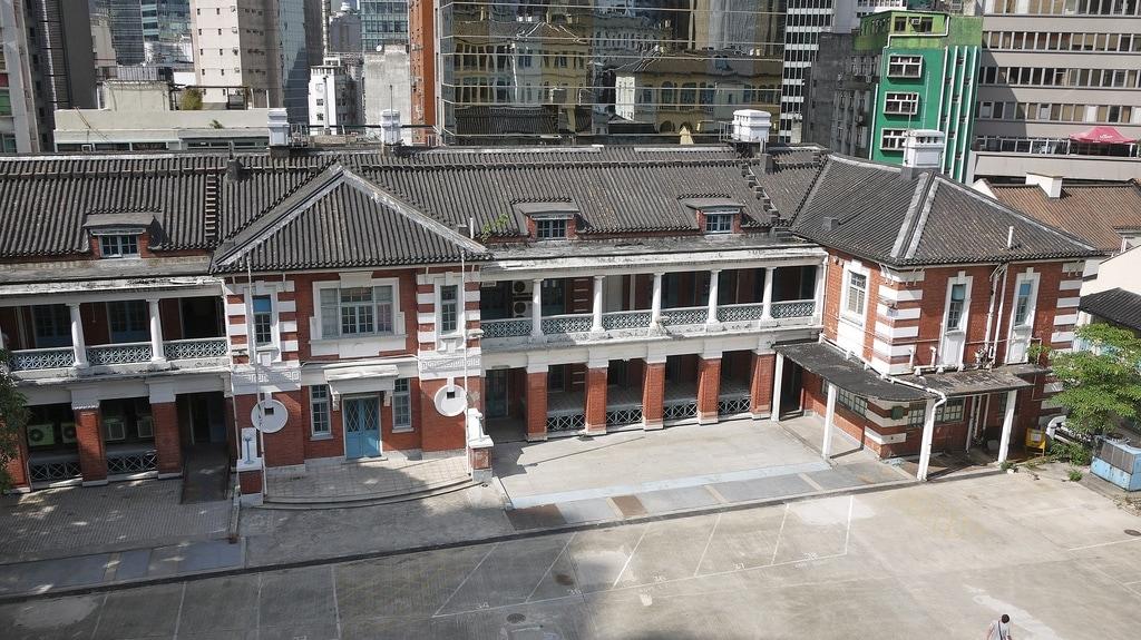Central Police Station Compound