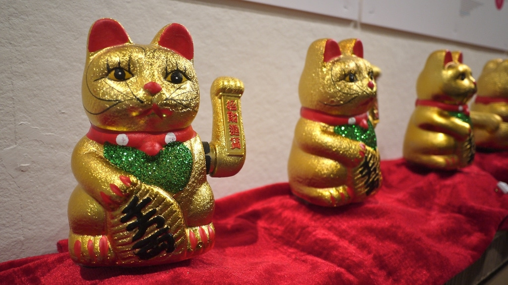 Golden Cats