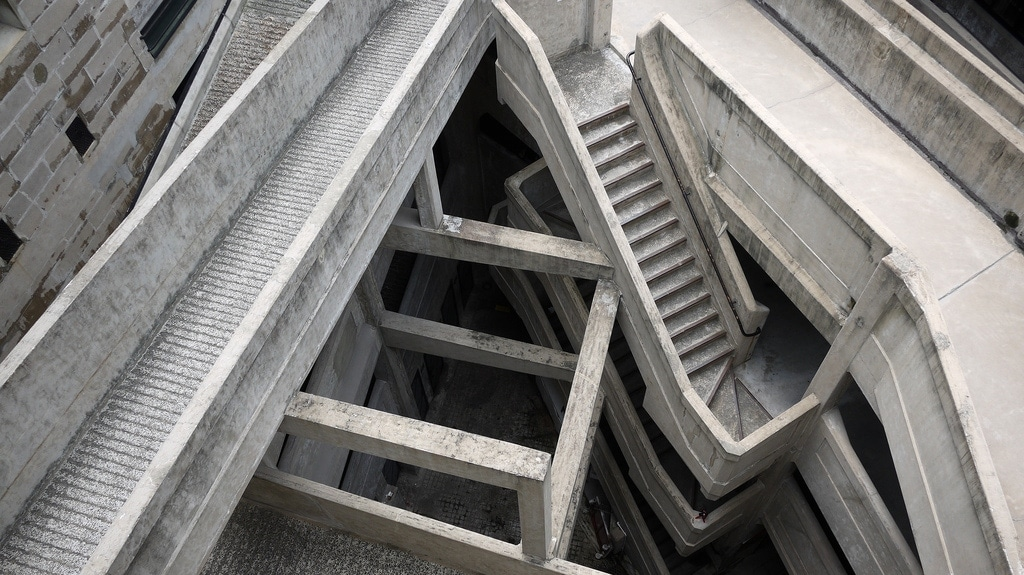 Concrete Abyss