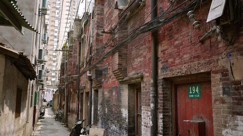Red Brick Alley