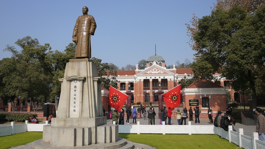 Memorial Hall of Wuchang Uprising in 1911 Revolution