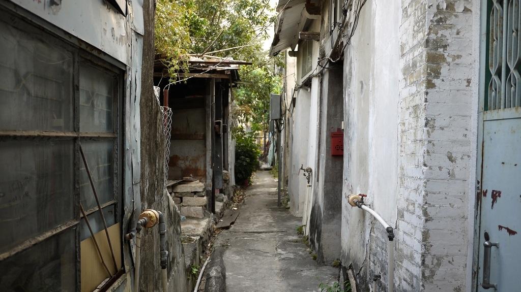 Deserted Alley