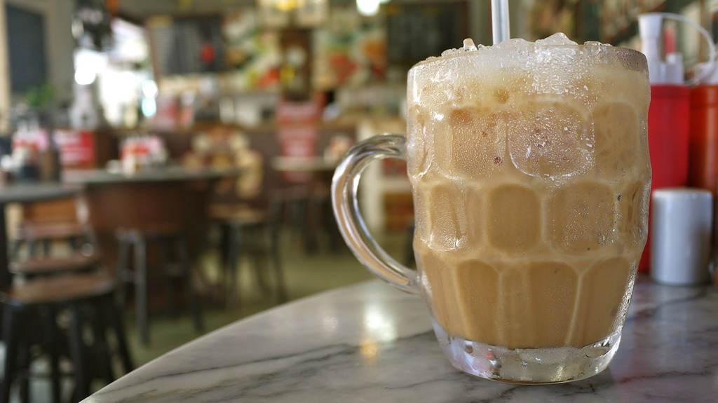 Thai Ice Milk Tea
