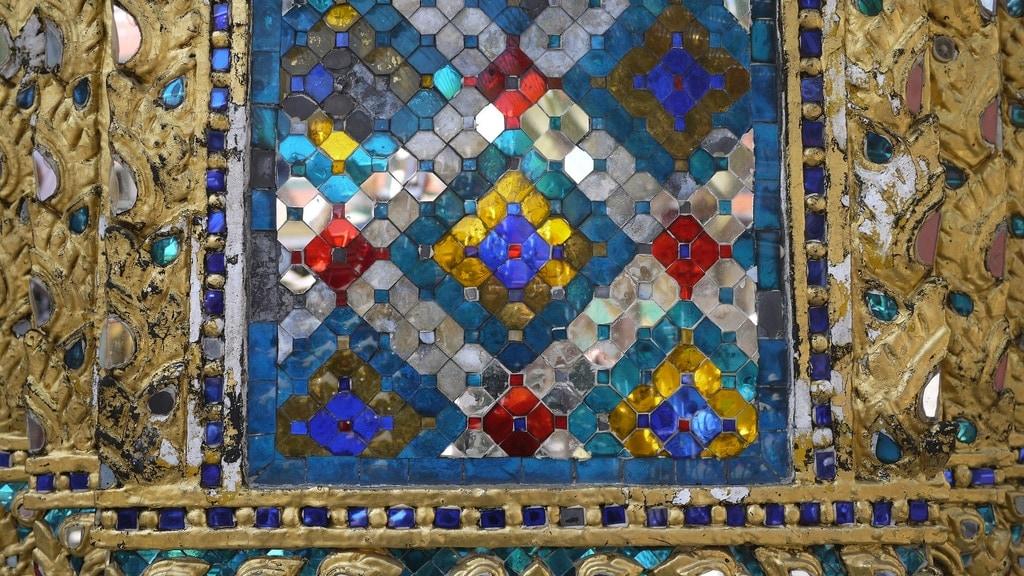 Multi-colour Mosaic
