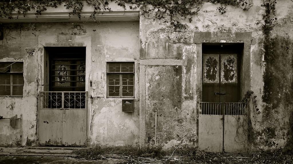 Sha Tau Kok Houses