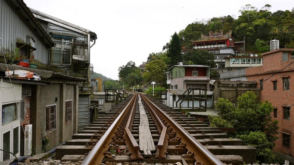 Pingxi Line, New Taipei