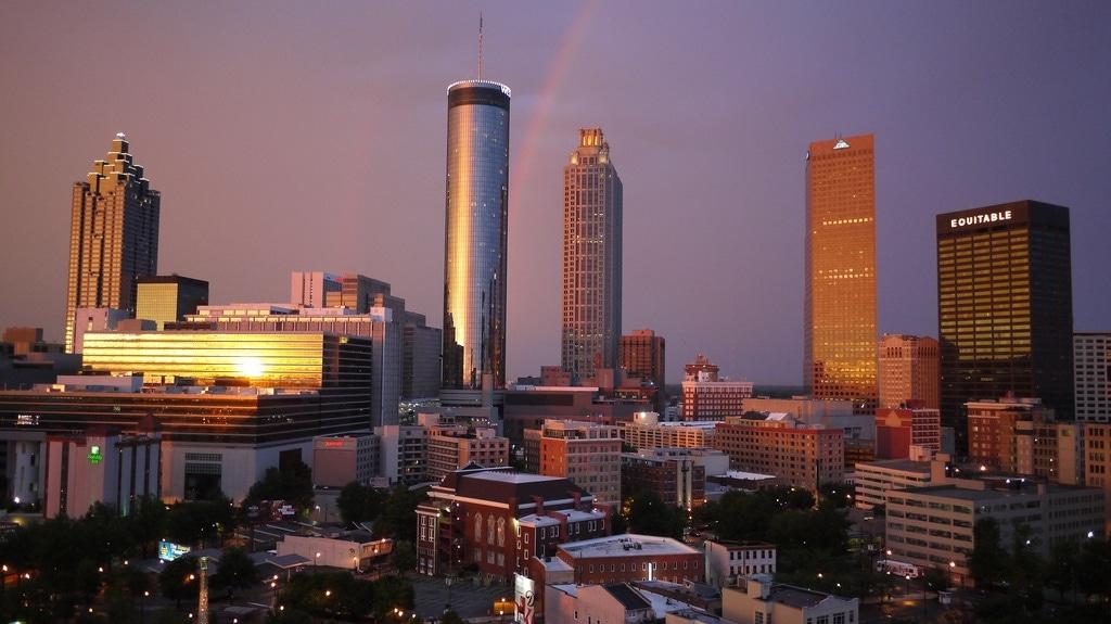Rainbow Nightfall
