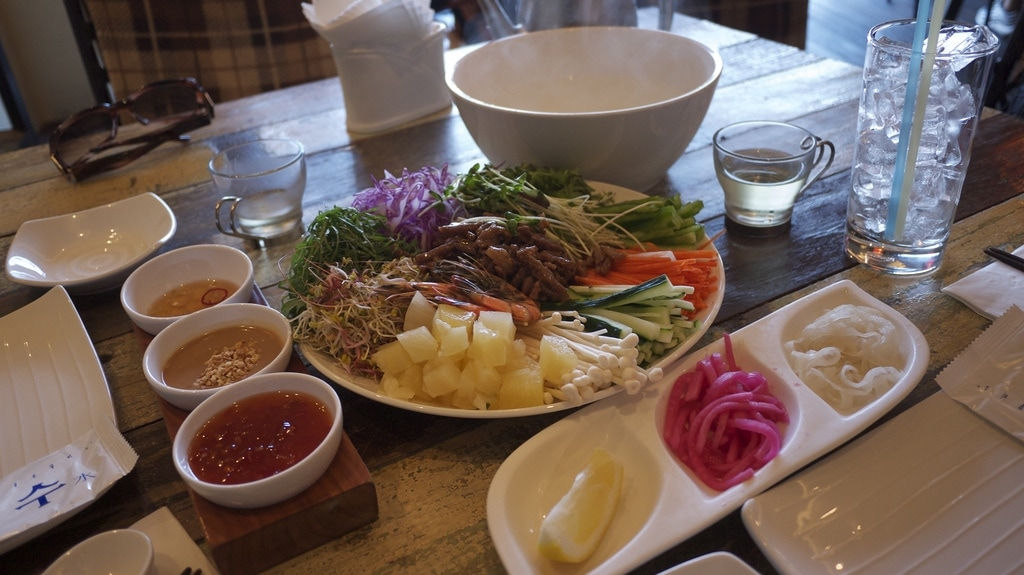 Vietnamese Feast