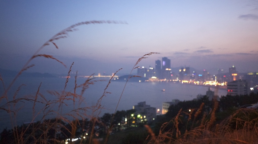 Busan @ Night