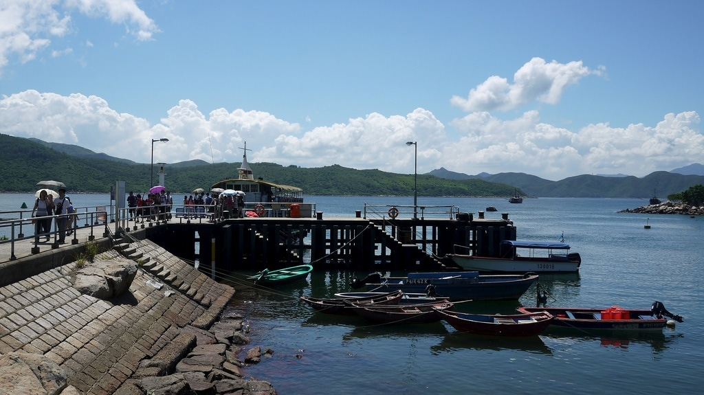 Tap Mun Jetty