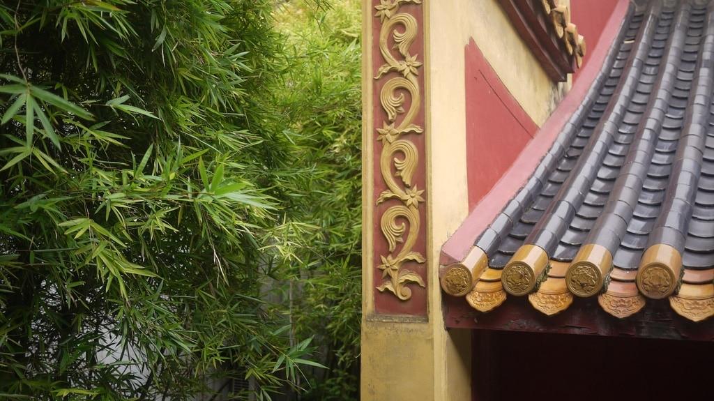 Bamboo Buttress