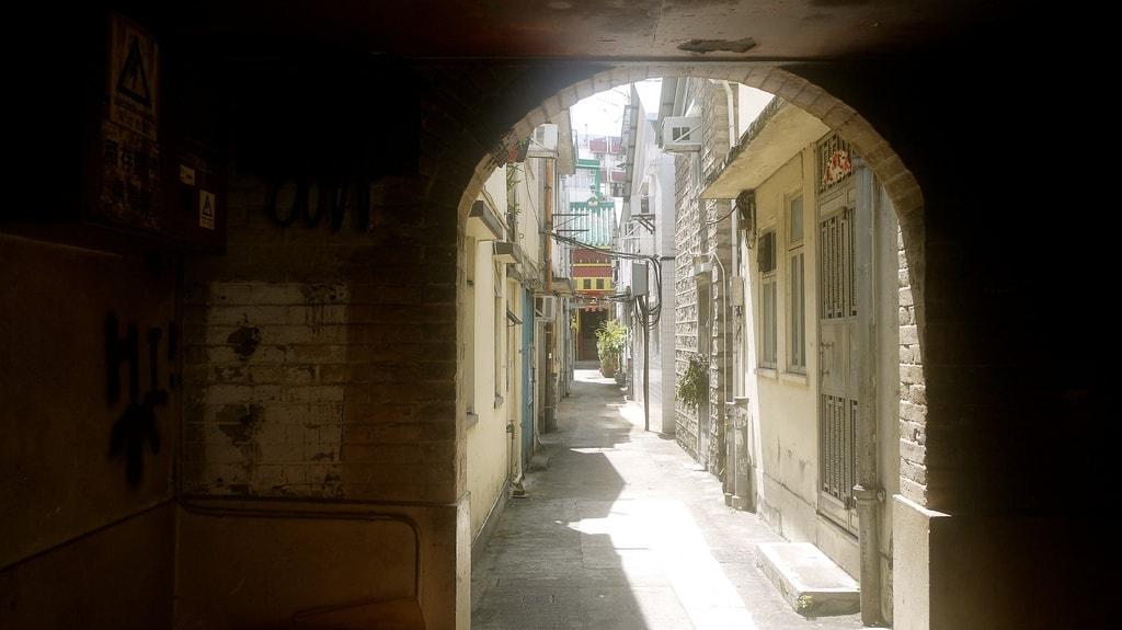 Tai Wai Village Archway