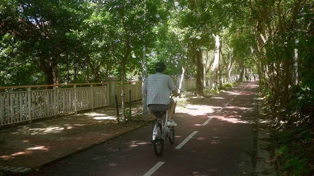 Tai Wai Bicycle Path