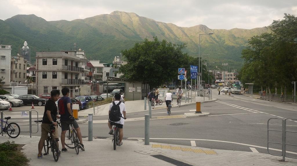 Pat Sin Leng Mountain Range