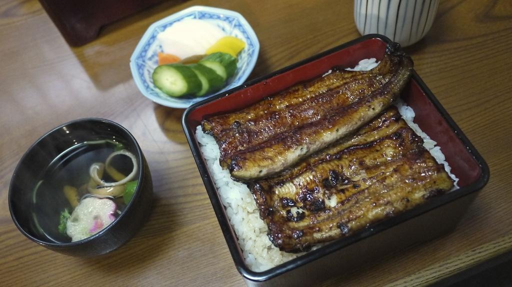 Kabayaki Eel