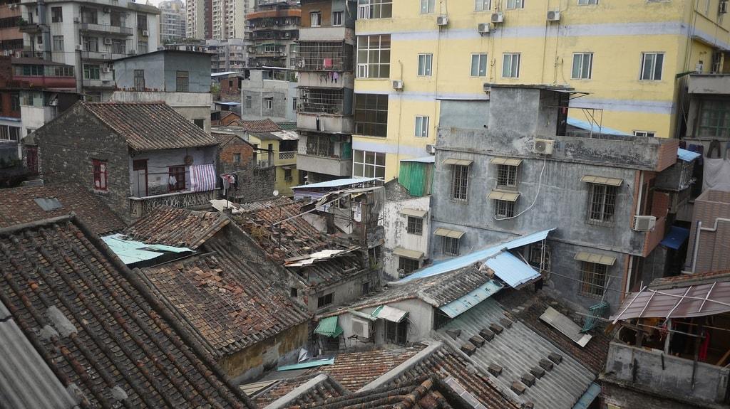 Hidden Rooftops