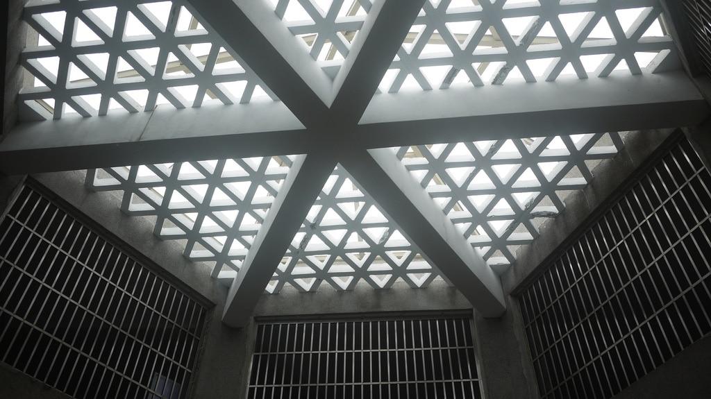 Prison Ceiling