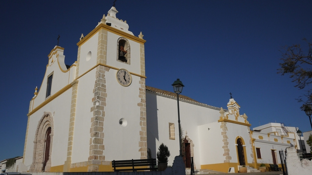 Church in Alvor