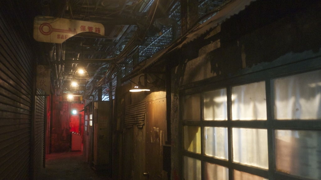 Kowloon Walled City Reconstruction