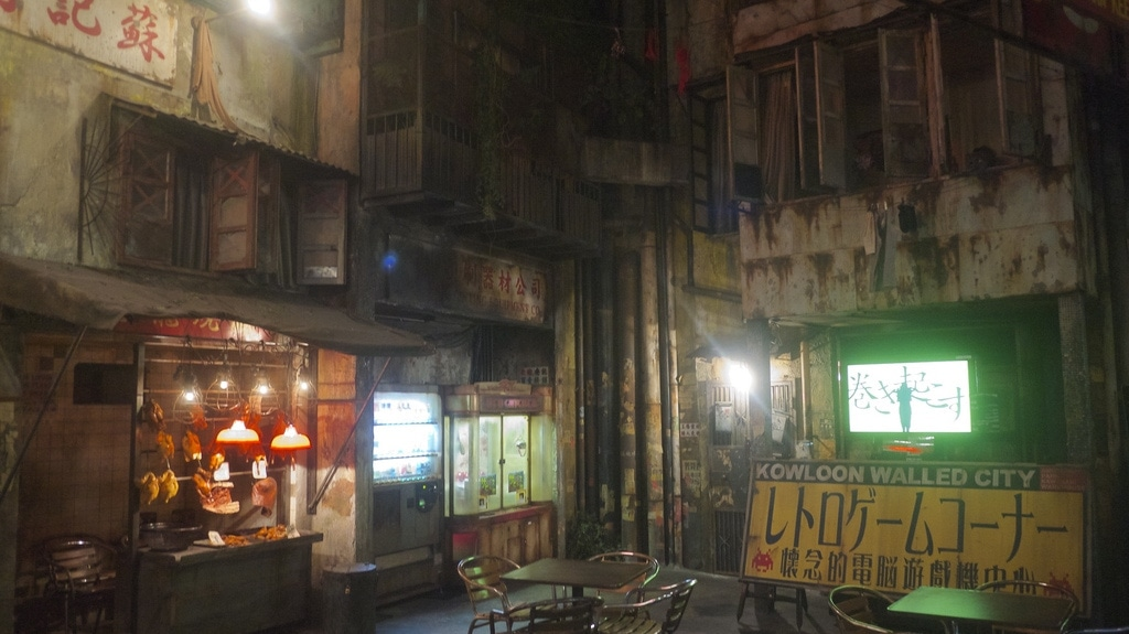 Kawasaki Warehouse - Kowloon Walled City Rebuilt in Japan: http://randomwire.com/kowloon-walled-city-rebuilt-in-japan/