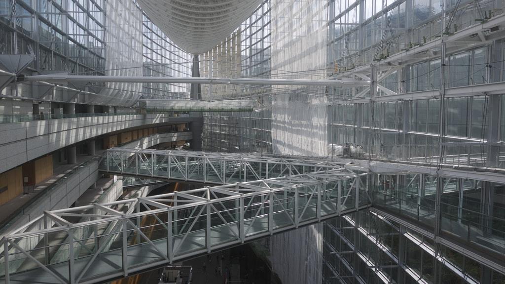 Tokyo International Forum Bridges