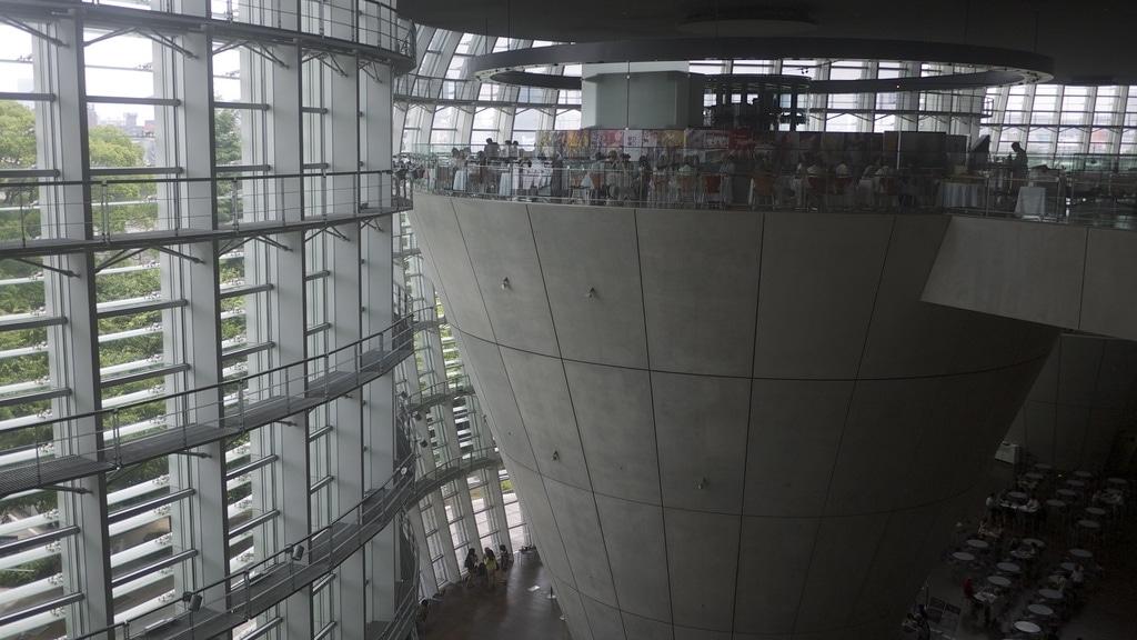 Conical Concrete