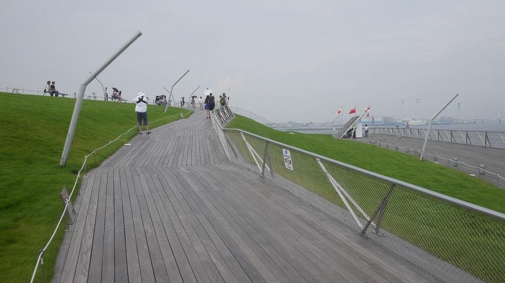 Deck Gangway