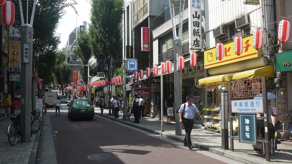 Kagurazaka Street