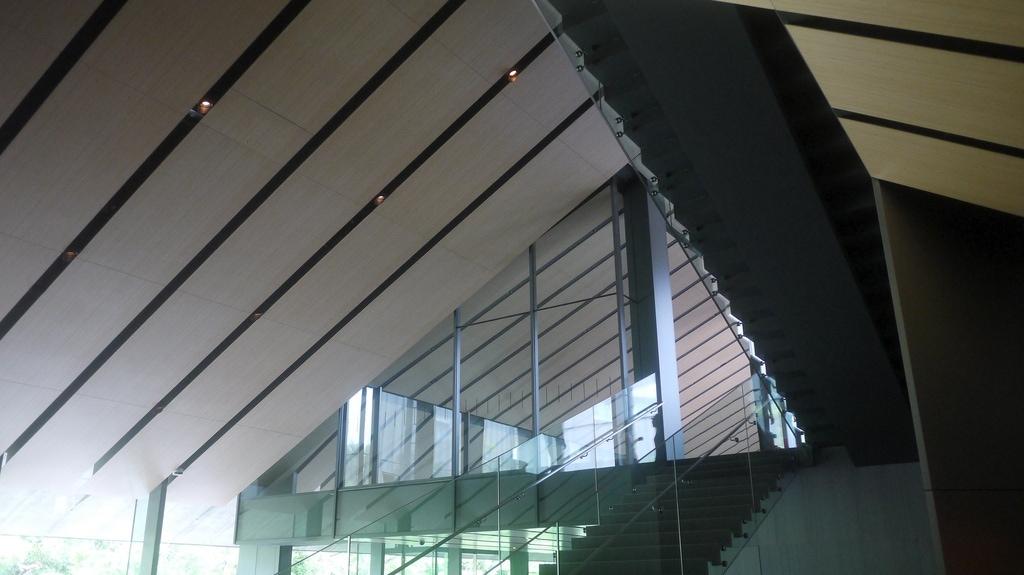 Nezu Museum Roof