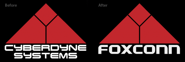 Is Foxconn Skynet Apple IKill Coming Soon