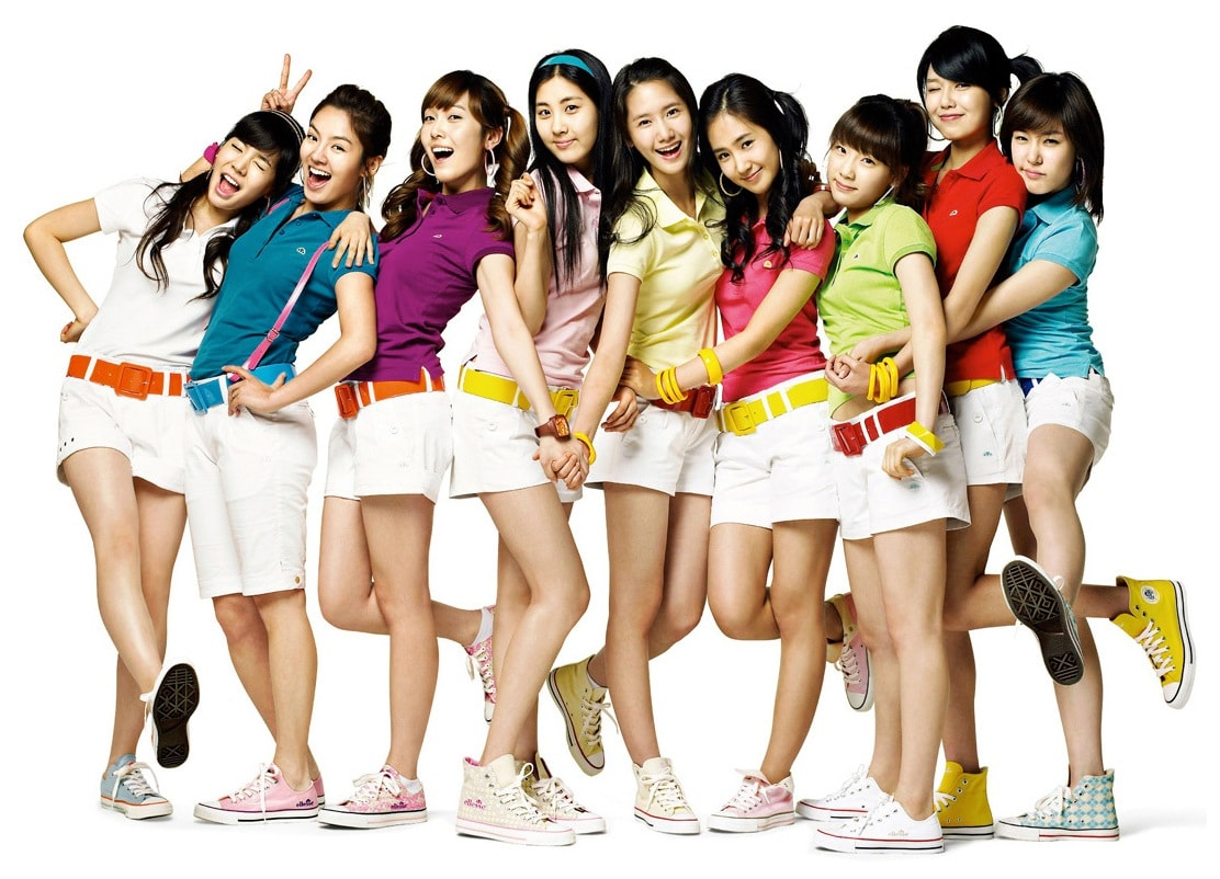 Korean Kpop Girl Groups