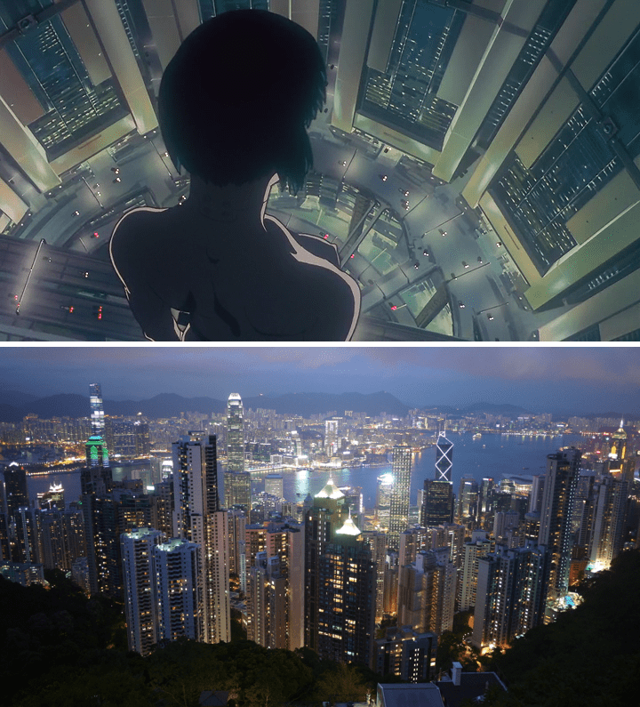 Recreating 'Ghost in the Shell' in Hong Kong – Randomwire