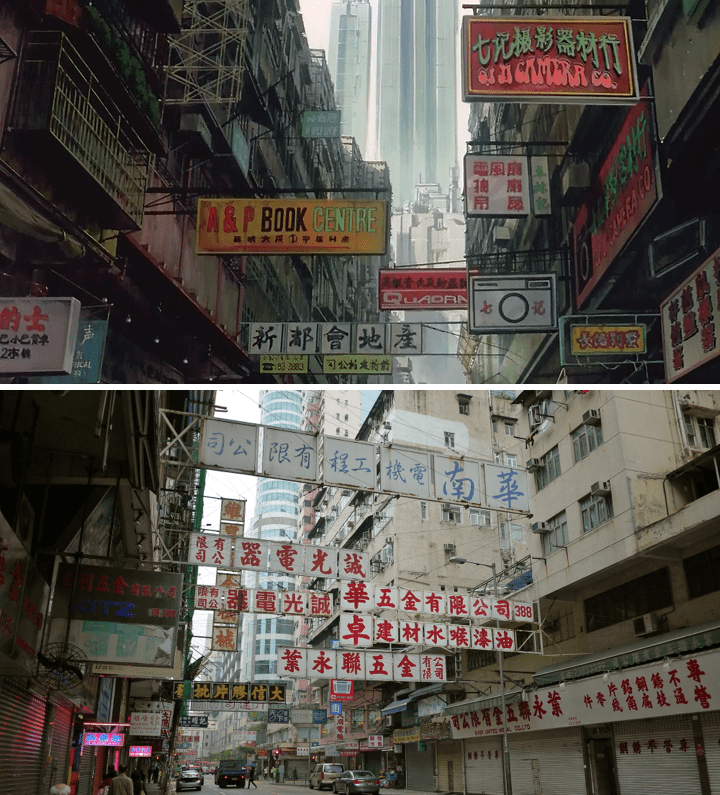 Project 2501: Recreating 'Ghost in the Shell' in Hong Kong ...