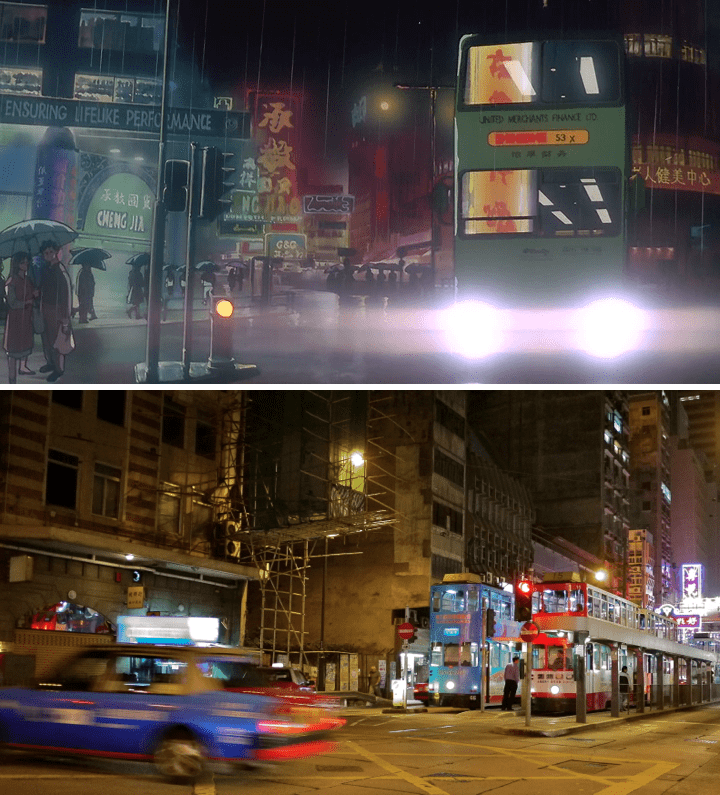 Project 2501 Recreating Ghost In The Shell In Hong Kong Randomwire