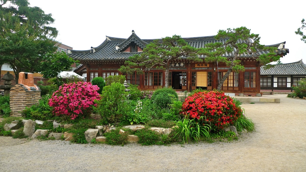 Hakindang Traditional Korean Hanok Guest House In Jeonju