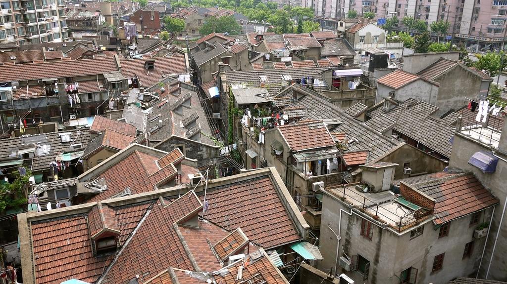 Shikumen Residences In Hongfu Li 洪福里 Shanghai