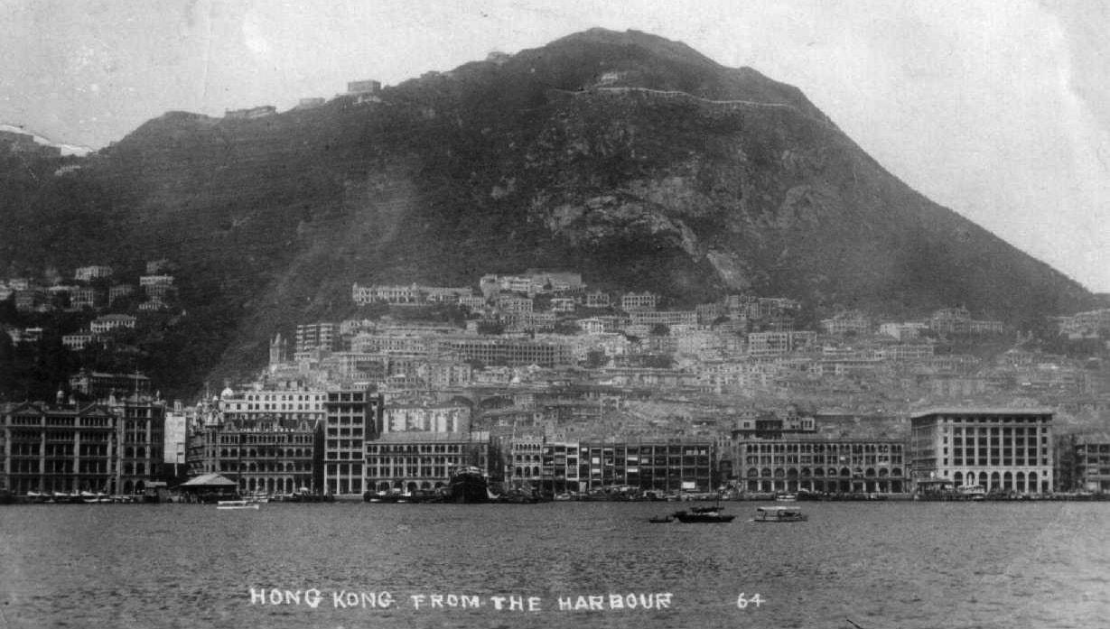 The Screen Traveller 1930 S Hong Kong Gateway To China Randomwire