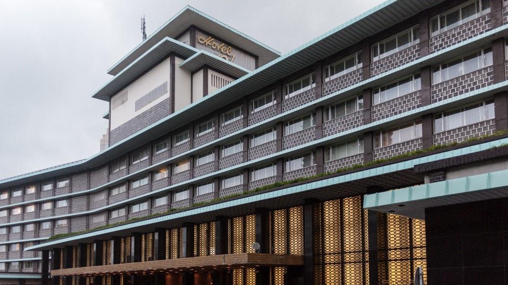 Hotel Okura, Tokyo
