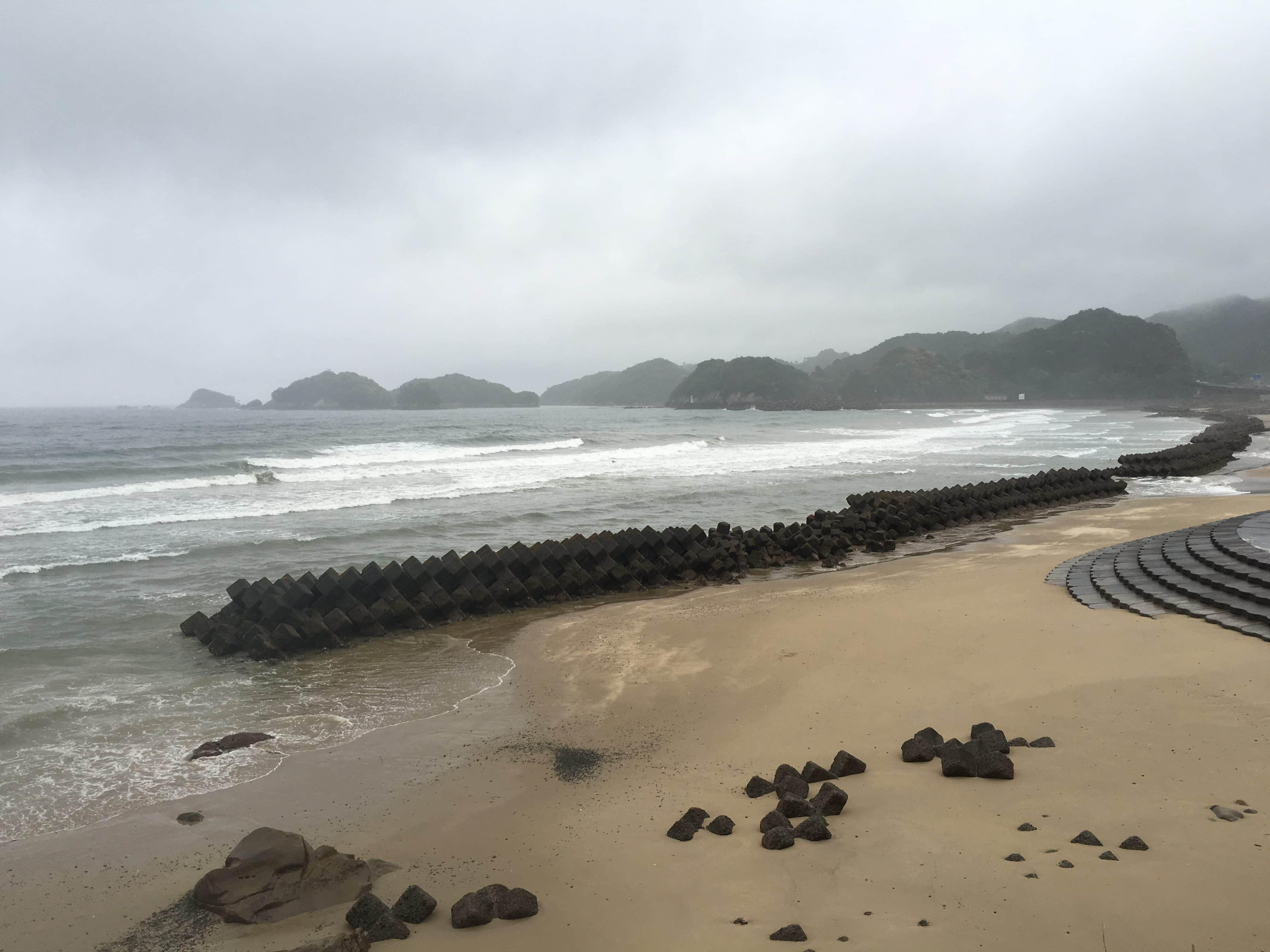 Shishikui coast