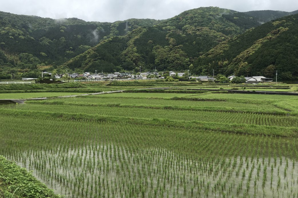 Village in Muroto