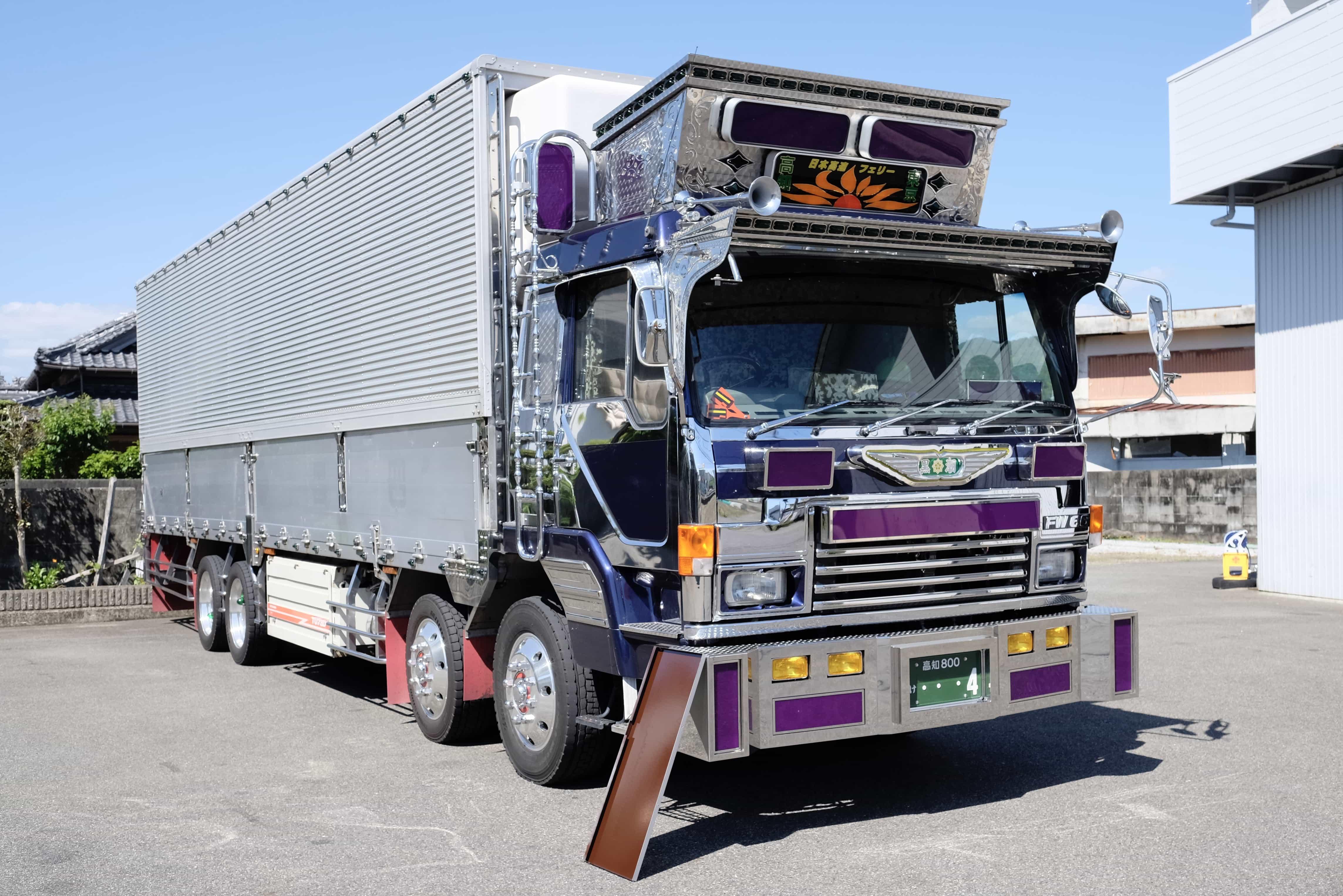 Bling truck