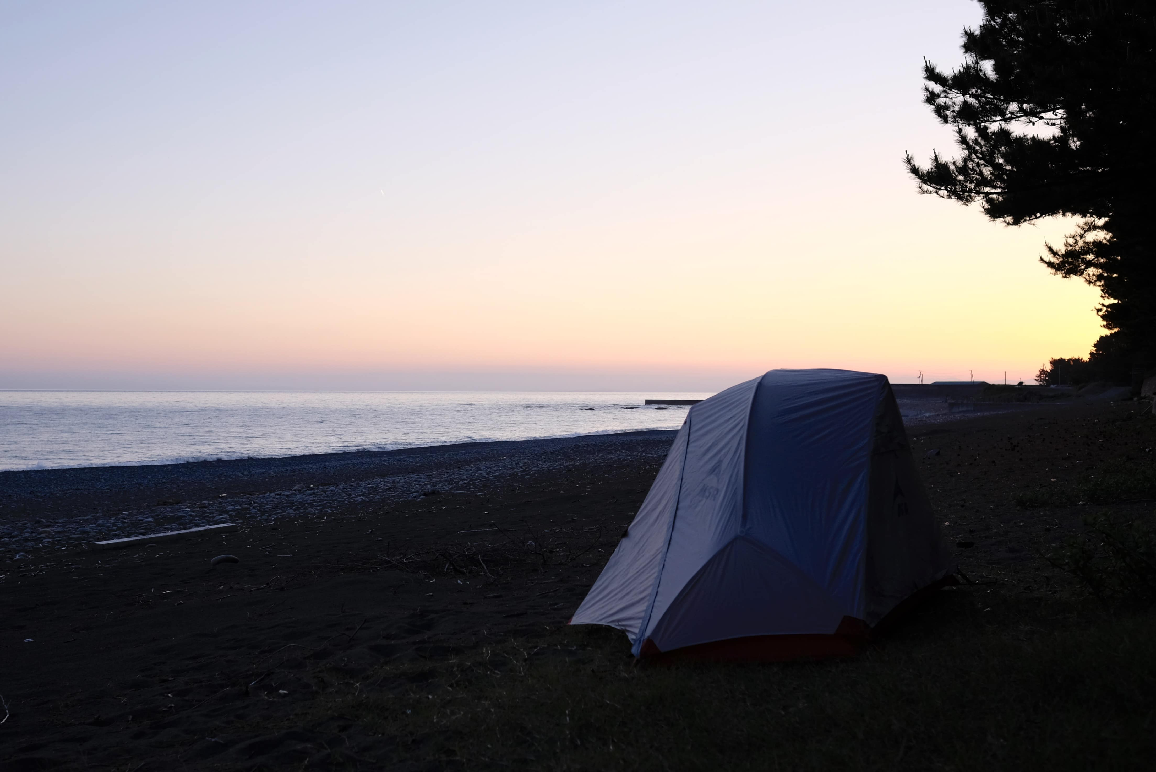 Yasuda beach
