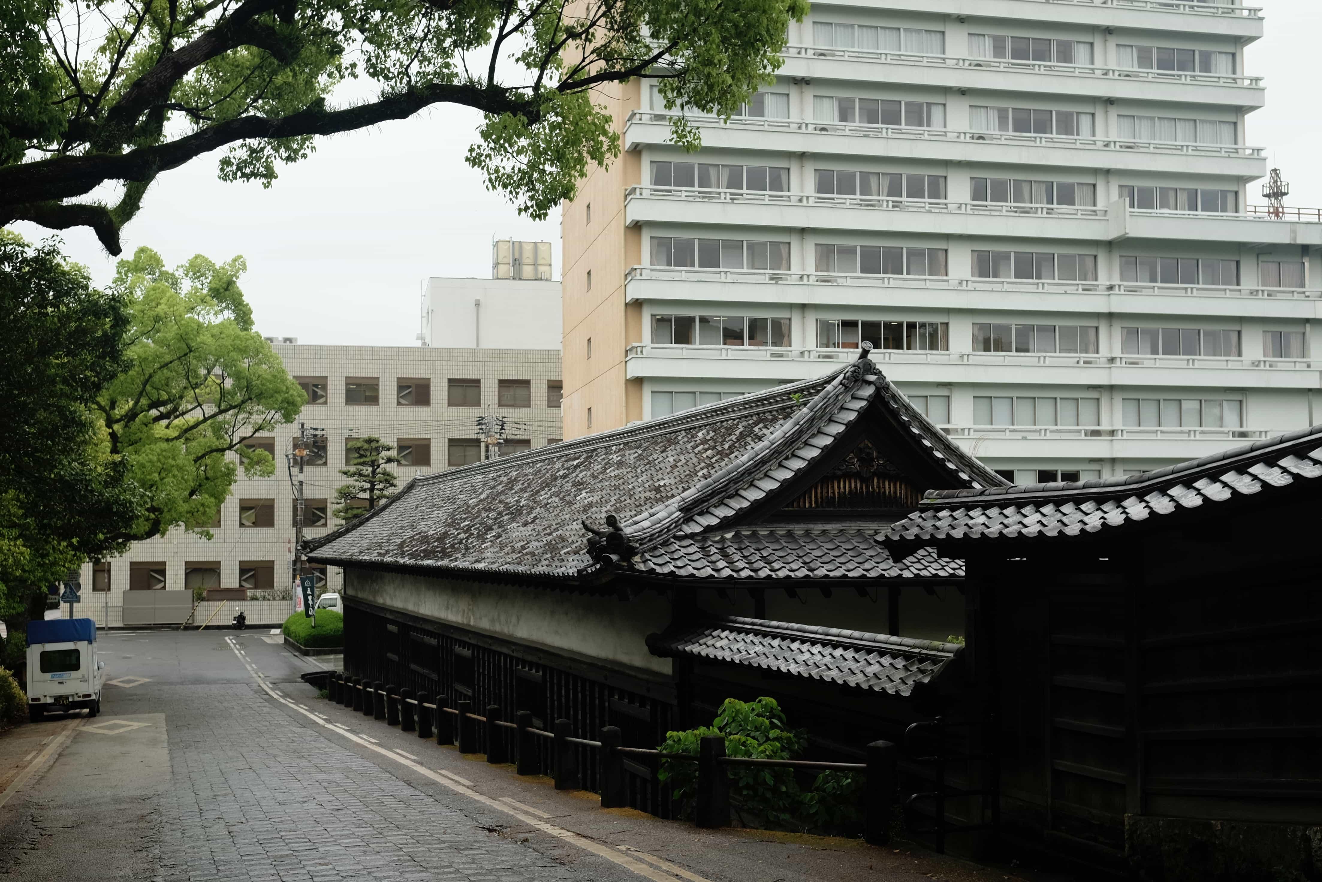 Former Yamauchi Samurai Residences