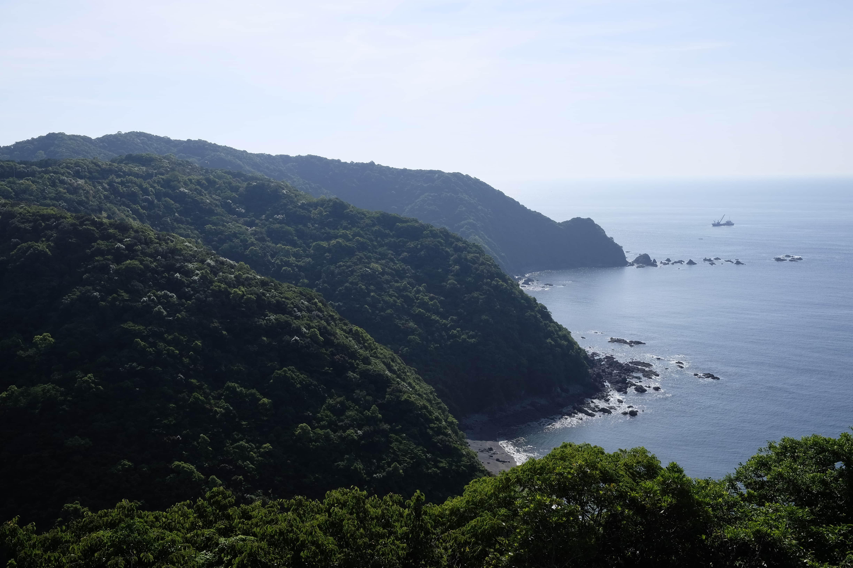 Yokonami Peninsula Skyline