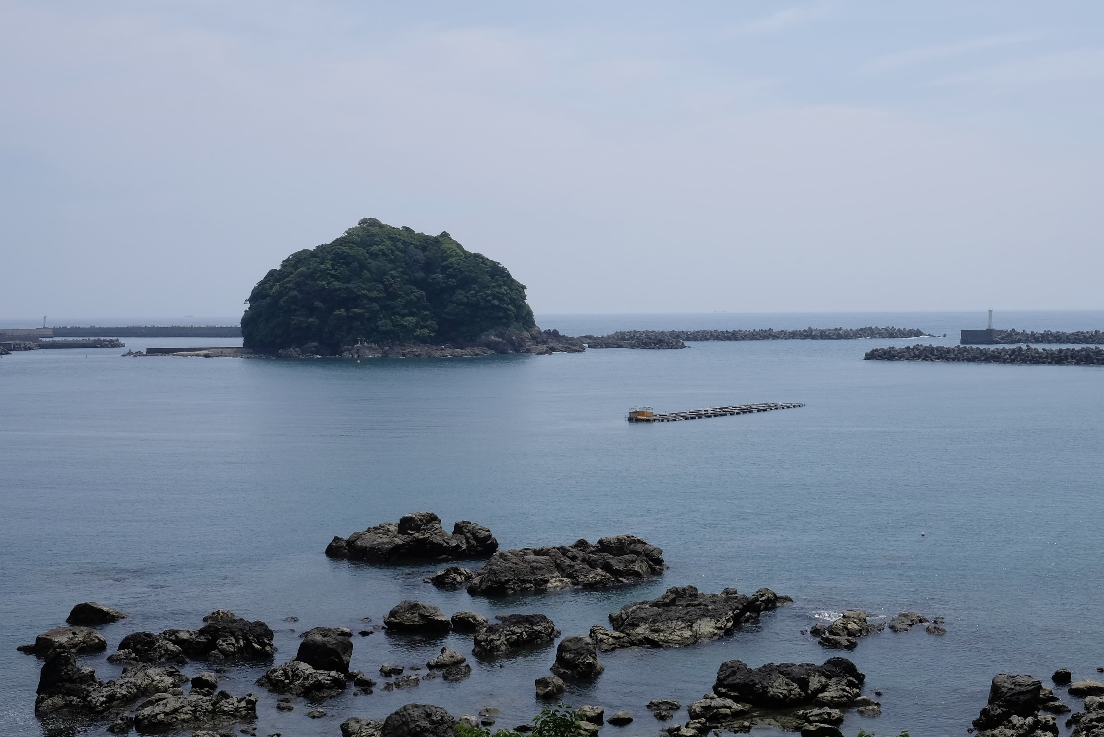 Tosa-shirahama Coast