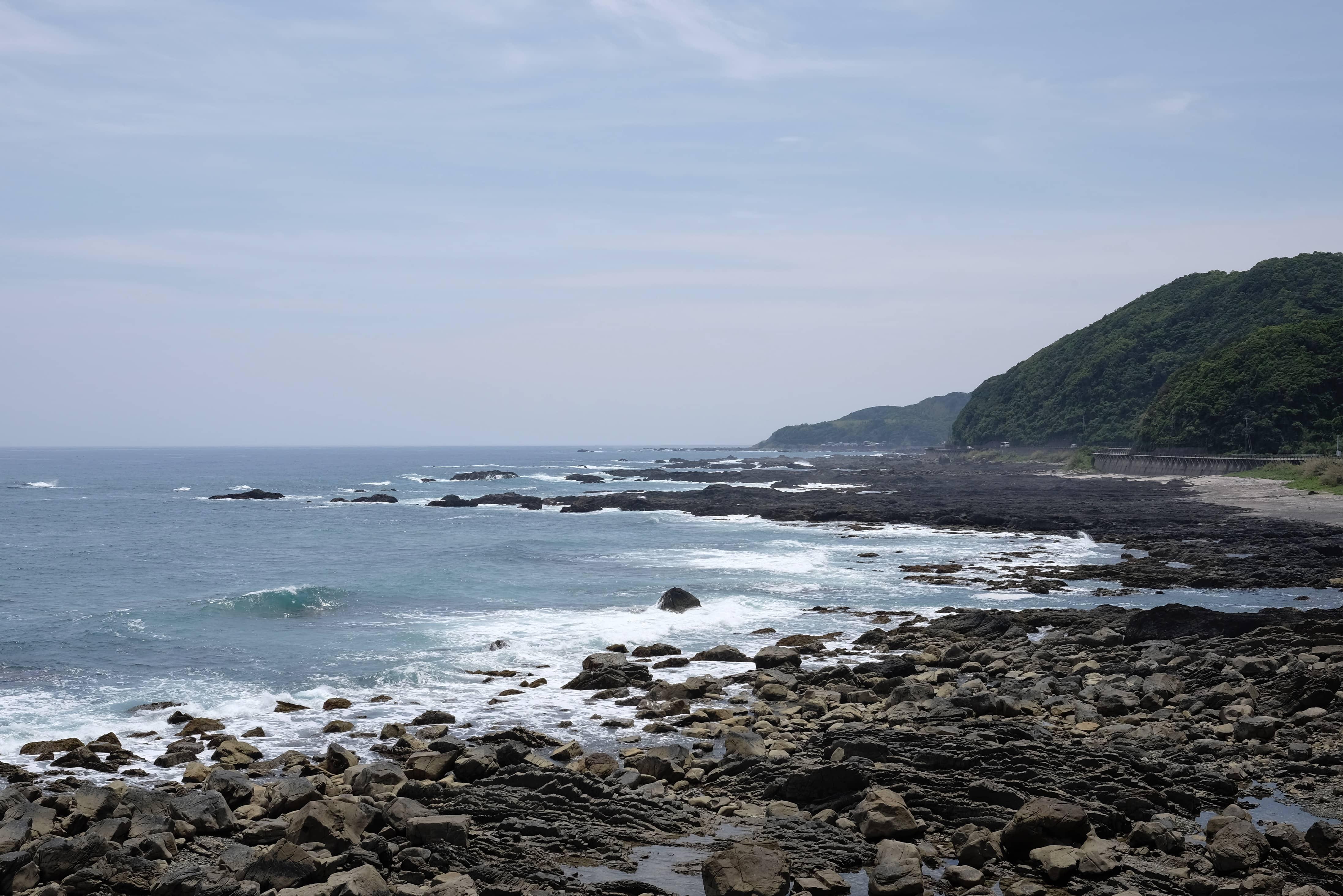 Cape Ino-misaki