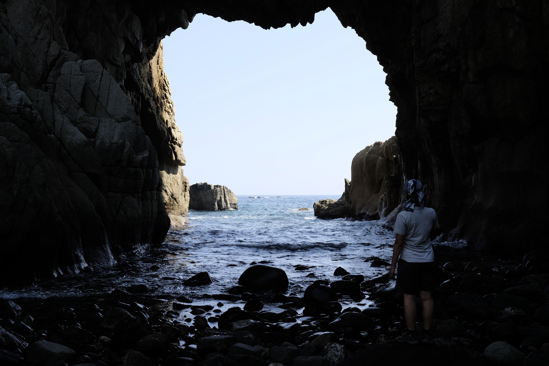 Cape Ashizuri Cave