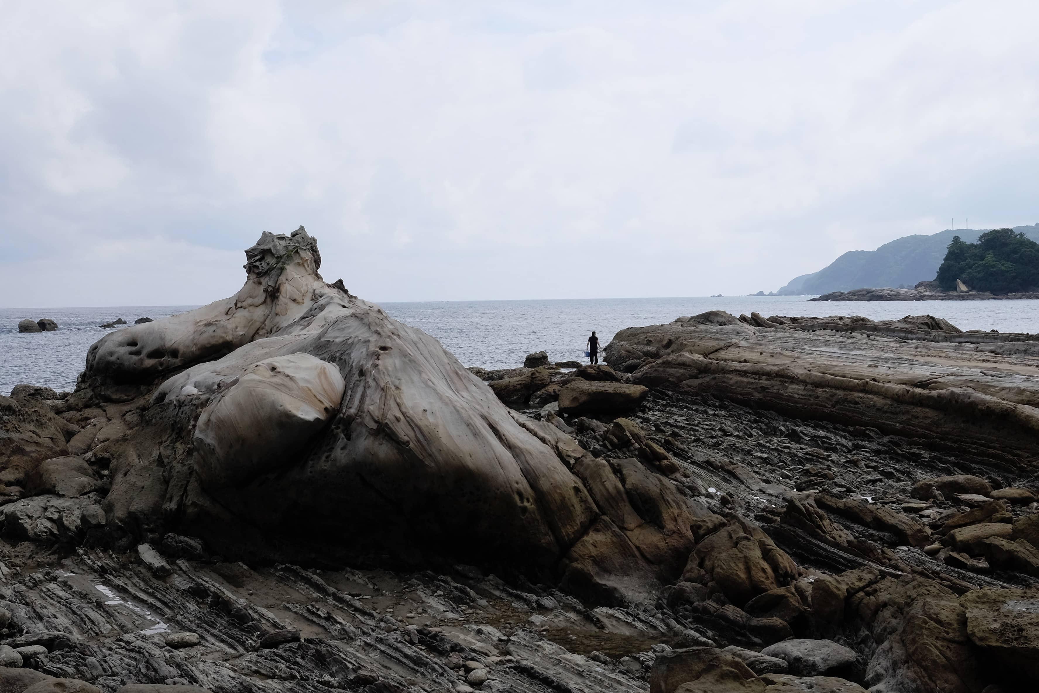 Tatsukushui Minokoshi Rocks