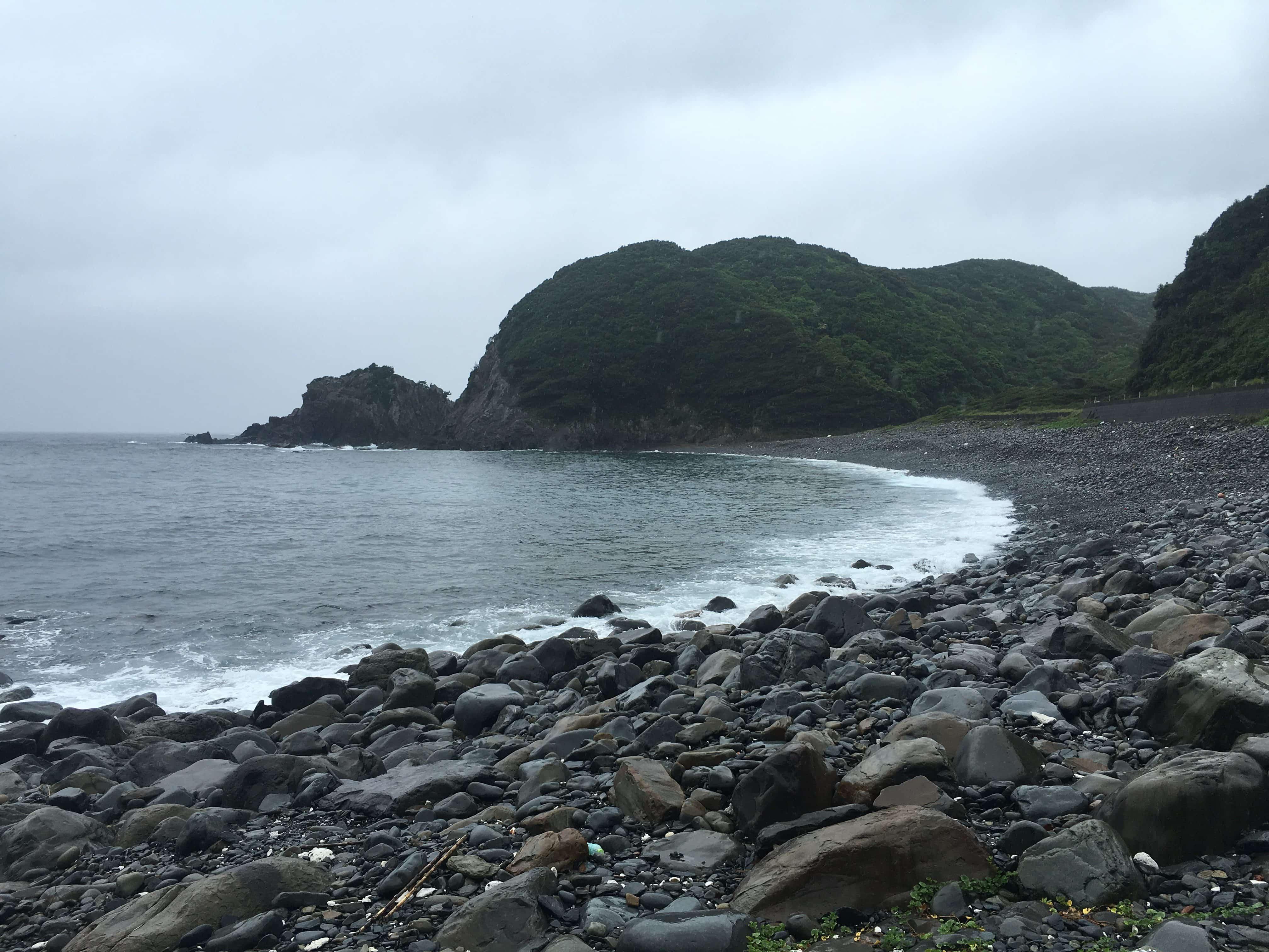Shikoku coast