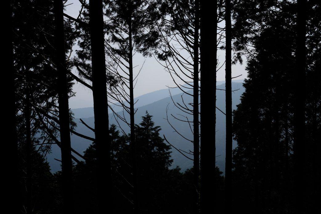 Daigandō Pass View